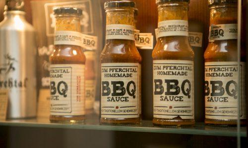 Unsere hausgemachte BBQ Sauce für die Grillabende zuhause